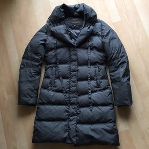 Tahari Down Puffer Coat XS